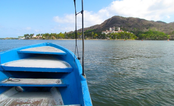 Boat Over to Colimilla